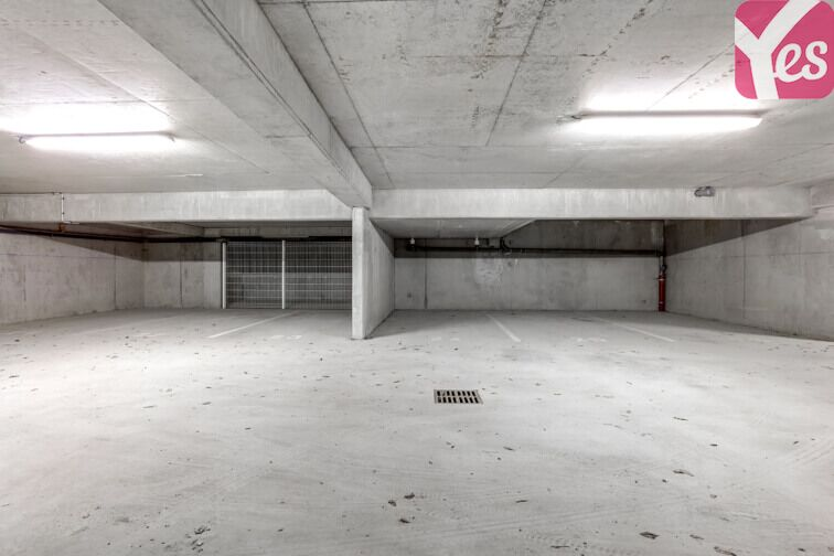 Parking Rennes Beauregard en location