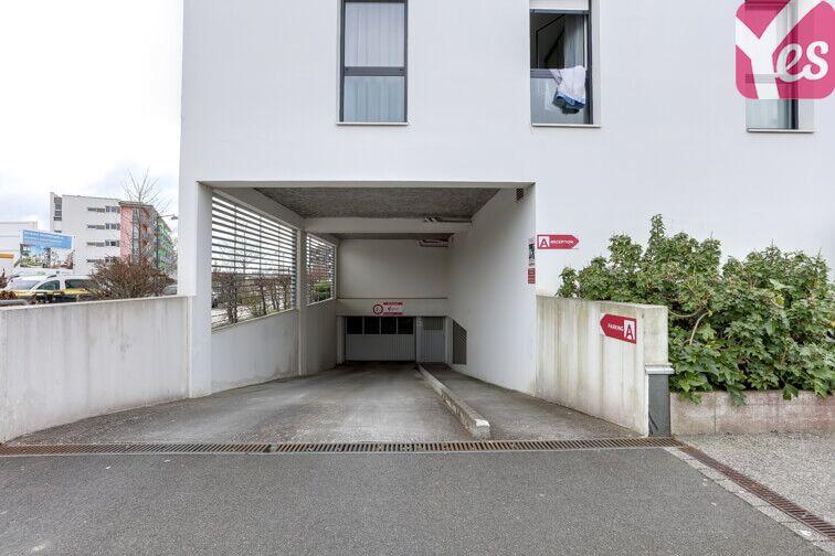 Parking Rennes Beauregard avis