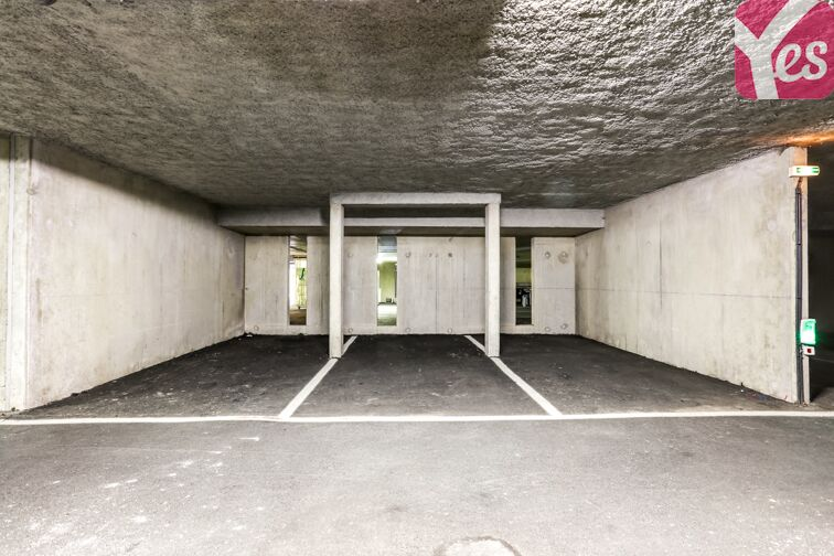 Parking Bourg-l'Évêque - La Touche - Moulin du Comte - Rennes garage