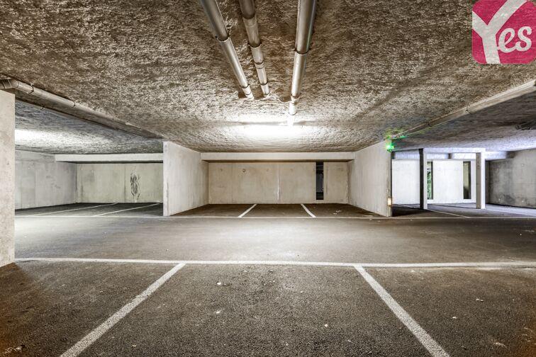 Parking Bourg-l'Évêque - La Touche - Moulin du Comte - Rennes caméra