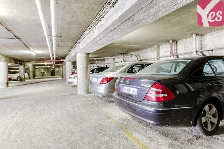 Parking Rue Martre - Clichy sécurisé