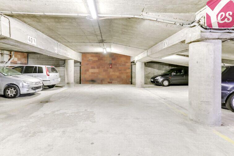 Parking Rue Martre - Clichy à louer