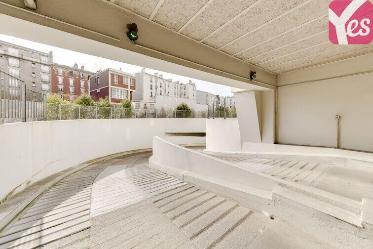 Parking Rue Martre - Clichy box