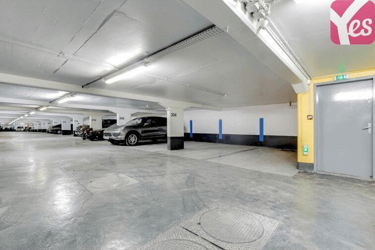 Parking Champ de Mars pas cher
