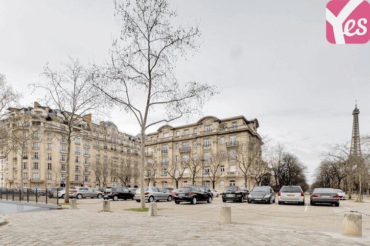 Parking Champ de Mars 8 avenue Emile Acollas