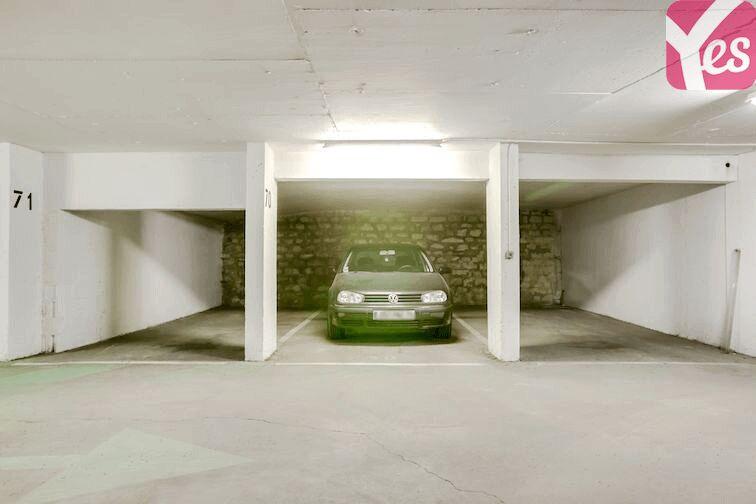 Parking Sainte-Anne - Paris 14 24/24 7/7