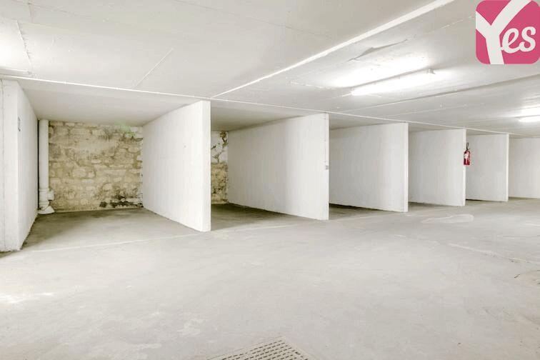 Parking Sainte-Anne - Paris 14 souterrain