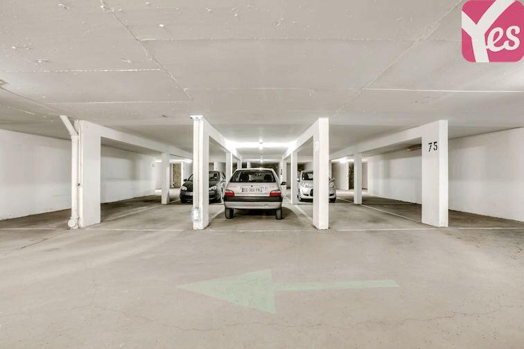 Parking Sainte-Anne - Paris 14 location mensuelle