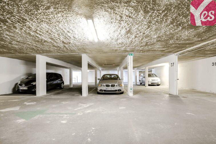 Parking Sainte-Anne - Paris 14 à louer