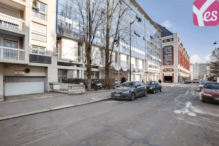 Parking Sainte-Anne - Paris 14 Paris
