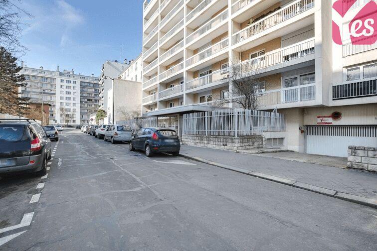 Parking Sainte-Anne - Paris 14 sécurisé