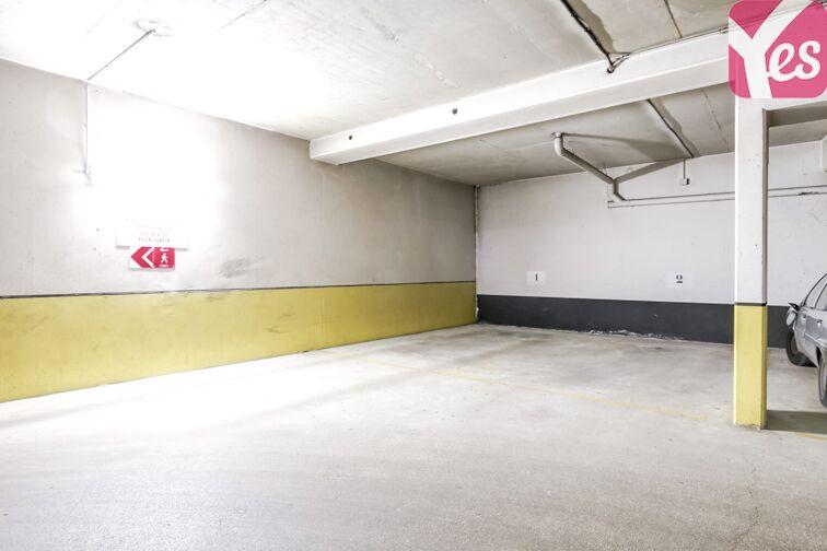 Parking Plaisance - Nogent-sur-Marne caméra