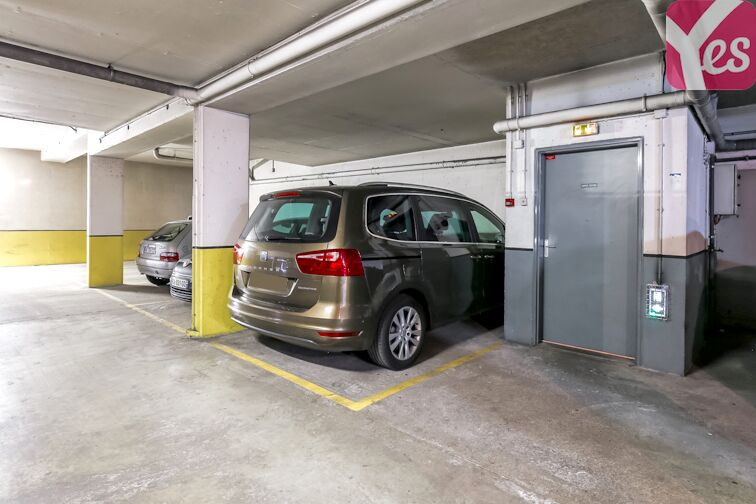 Parking Plaisance - Nogent-sur-Marne souterrain
