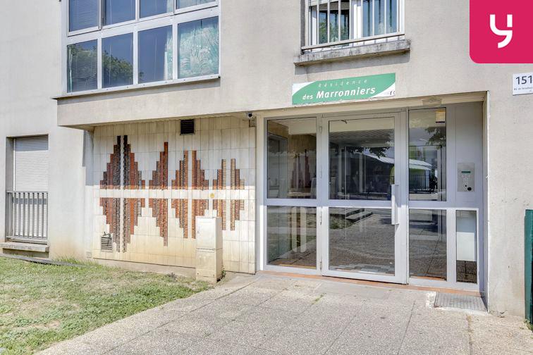 Parking Strasbourg - Nogent-sur-Marne en location