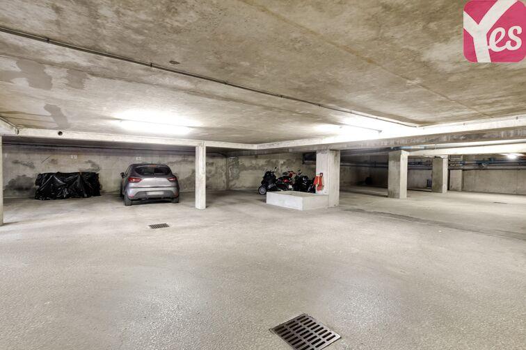 Parking Strasbourg - Nogent-sur-Marne caméra