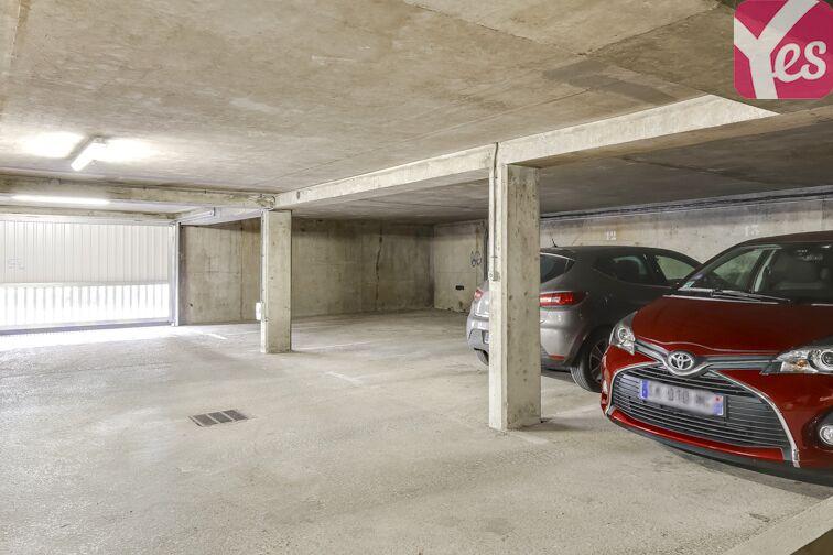 Parking Strasbourg - Nogent-sur-Marne box