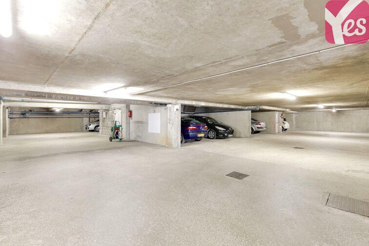 Parking Strasbourg - Nogent-sur-Marne souterrain
