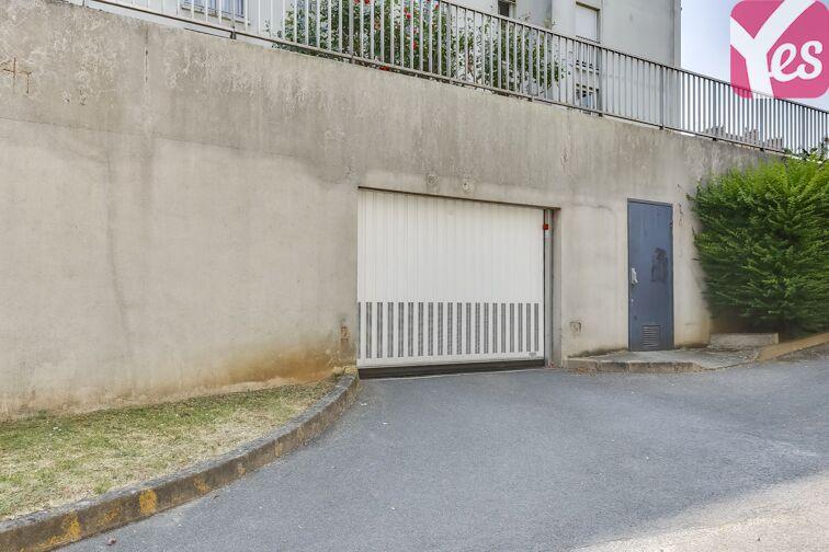 Parking Strasbourg - Nogent-sur-Marne gardien