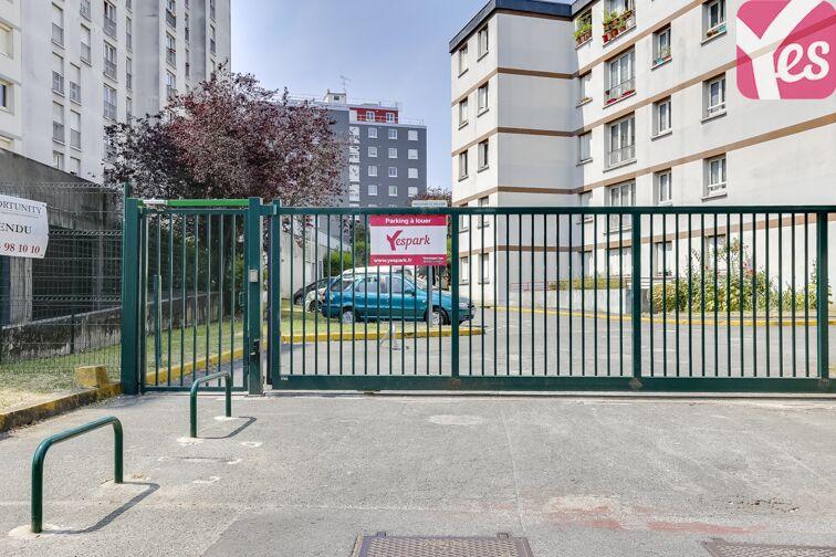 Parking Strasbourg - Nogent-sur-Marne sécurisé