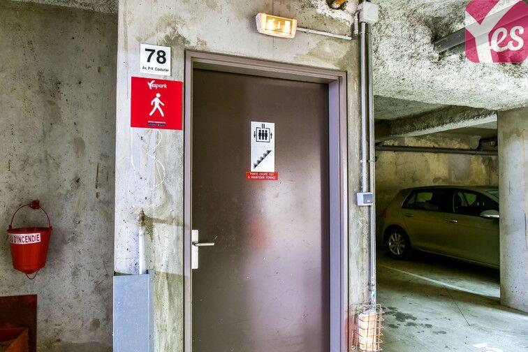 Parking Paul Vaillant Couturier - Arcueil location mensuelle