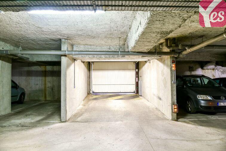 Parking Paul Vaillant Couturier - Arcueil sécurisé