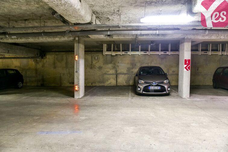 Parking Paul Vaillant Couturier - Arcueil garage
