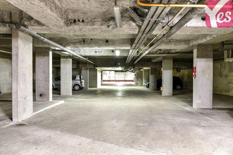 Parking Paul Vaillant Couturier - Arcueil caméra