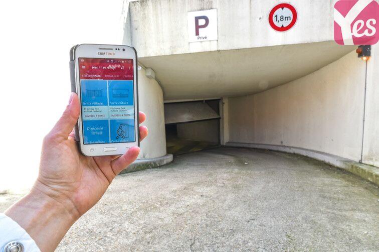 Parking Paul Vaillant Couturier - Arcueil souterrain
