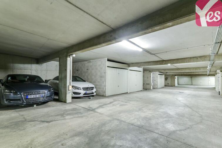Parking Mairie - Athis-Mons sécurisé