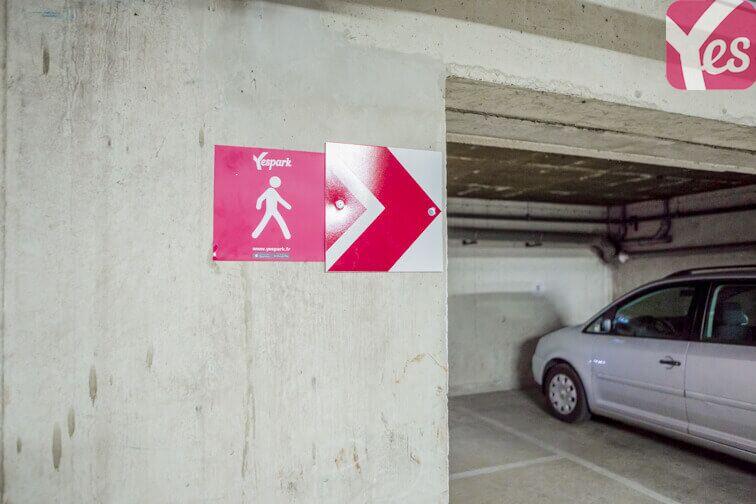 Parking Coeur de ville - Saint-Barthélemy-d'Anjou avis