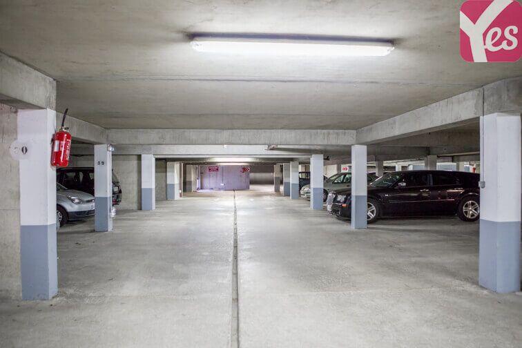 Parking Coeur de ville - Saint-Barthélemy-d'Anjou 49124