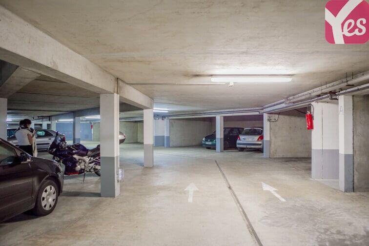 Parking Coeur de ville - Saint-Barthélemy-d'Anjou 11 rue de Verdun