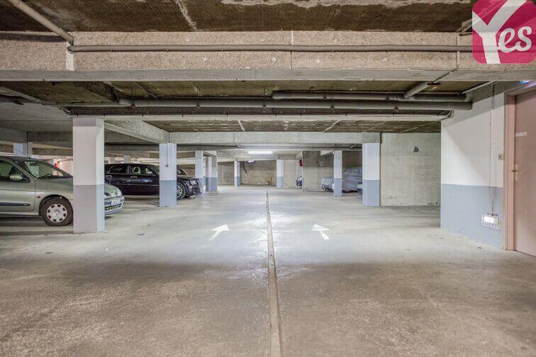 Parking Coeur de ville - Saint-Barthélemy-d'Anjou 24/24 7/7