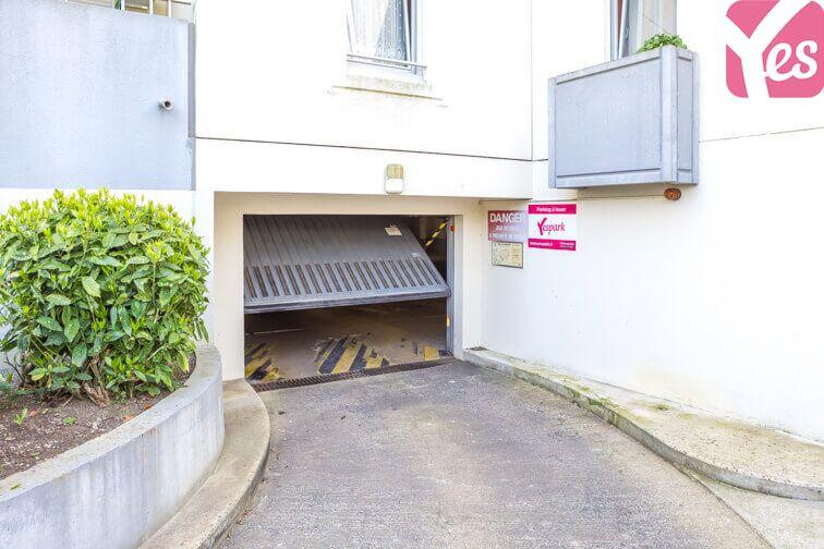 Parking Coeur de ville - Saint-Barthélemy-d'Anjou en location