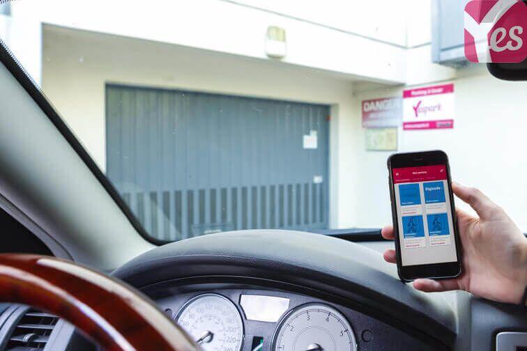 location parking Coeur de ville - Saint-Barthélemy-d'Anjou