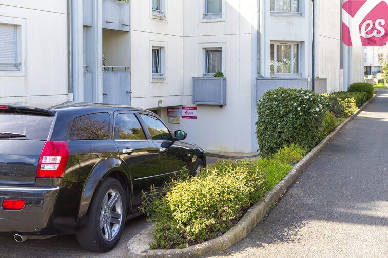 Parking Coeur de ville - Saint-Barthélemy-d'Anjou à louer