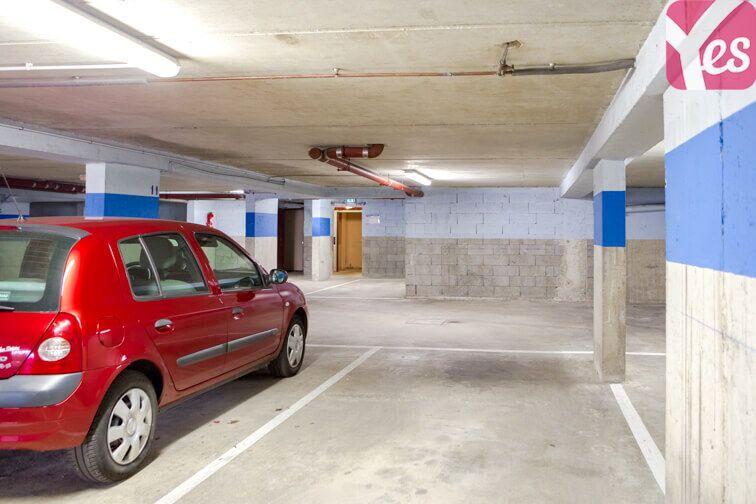 Parking Les Justices - Angers caméra