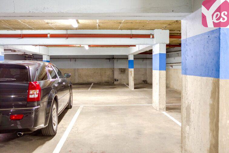 Parking Les Justices - Angers gardien