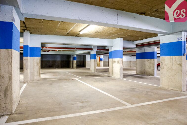Parking Les Justices - Angers garage