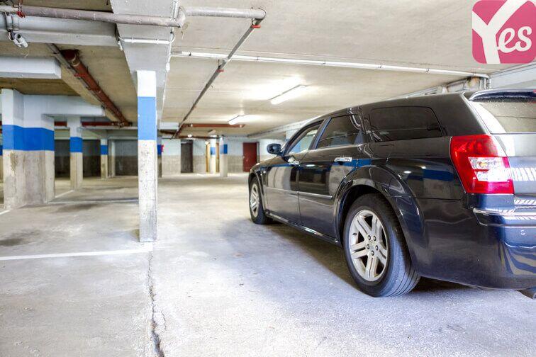 Parking Les Justices - Angers à louer