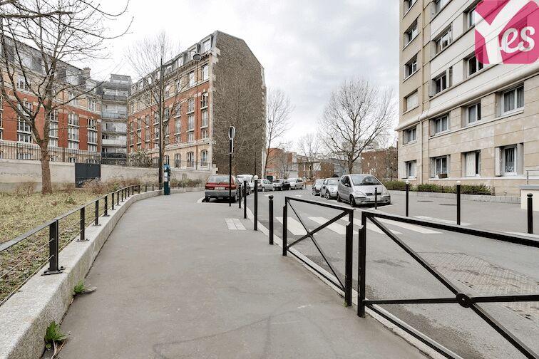 Parking Porte d'Asnières - Paris 17 sécurisé