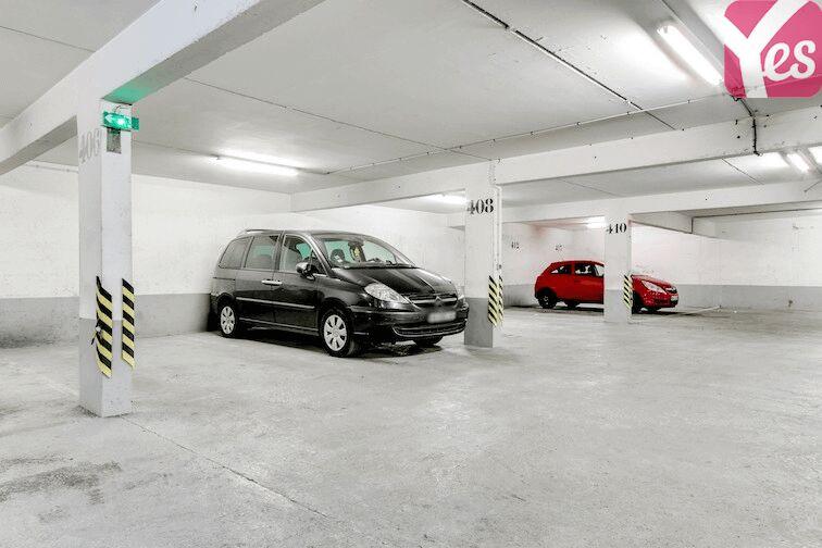 Parking Porte d'Asnières - Paris 17 souterrain