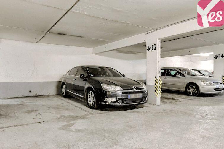 Parking Porte d'Asnières - Paris 17 avis