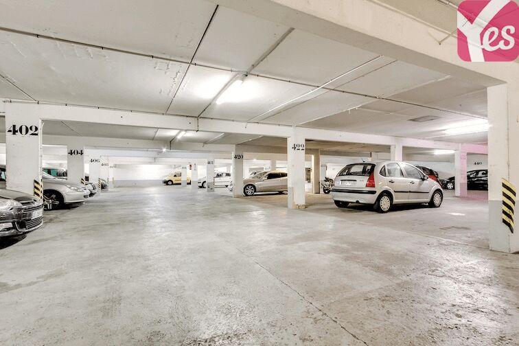 Parking Porte d'Asnières - Paris 17 en location