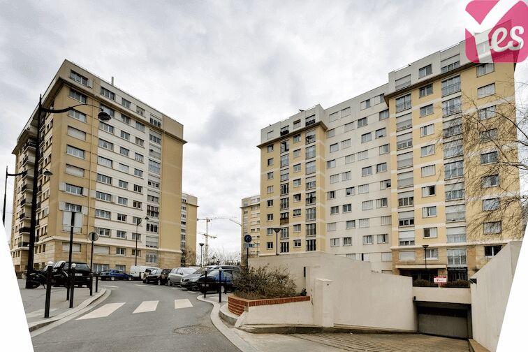 Parking Porte d'Asnières - Paris 17 box