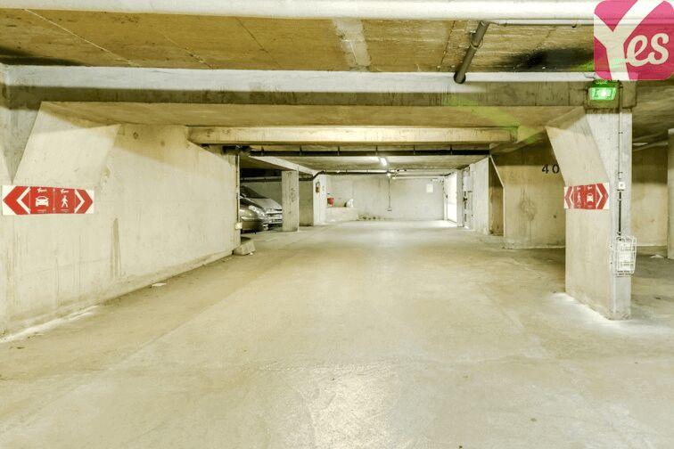 Parking Mairie-Rouxel - Pontault Combault gardien