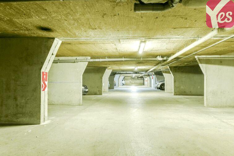 Parking Mairie-Rouxel - Pontault Combault caméra