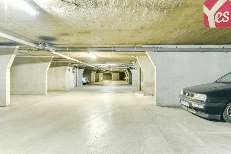 Parking Mairie-Rouxel - Pontault Combault 1 rue des Tilleuls