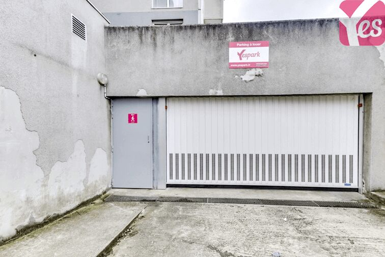 Parking Mairie-Rouxel - Pontault Combault location mensuelle