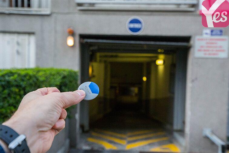 Parking Plaisance sécurisé